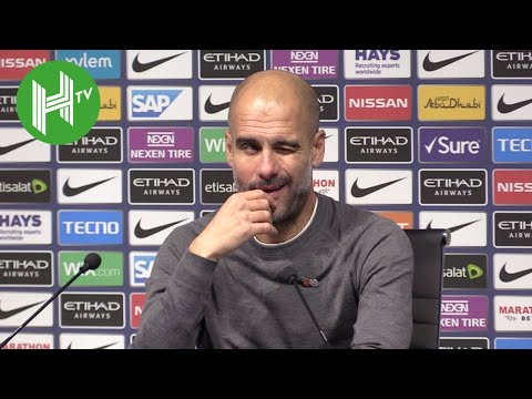 Manchester City 3-1 Manchester United | Pep Guardiola: Five other clubs have numbers to win title! Mp3