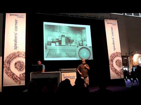 GamesCom Köln Games Campus - Haus der Computerspiele Leipzig