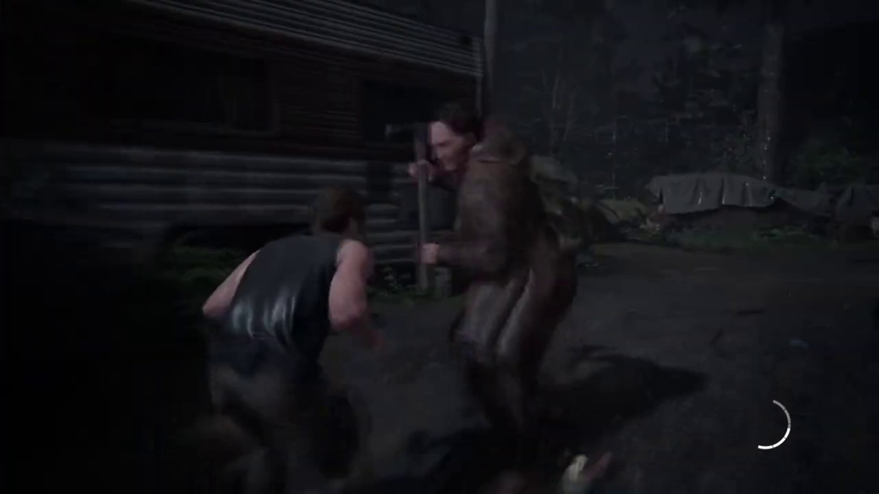 How did this camera glitch get past testing Naughty Dog?