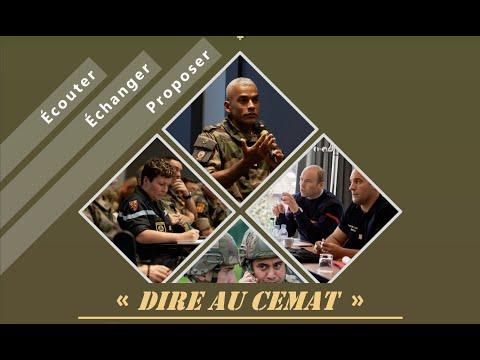 Dialoguer, du soldat au chef : le conseil de la fonction militaire Terre