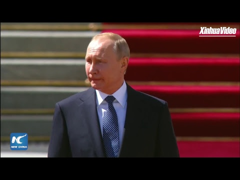 LIVE: Vladimir Putin inaugurated as Russian president for 4th term