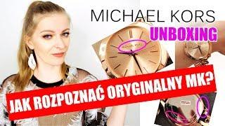 OPENBOX MICHAEL KORS +  ZNIŻKA MK DLA WAS! + JAK ROZPOZNAĆ ORYGINALNY ZEGAREK KORSA - PORADNIK