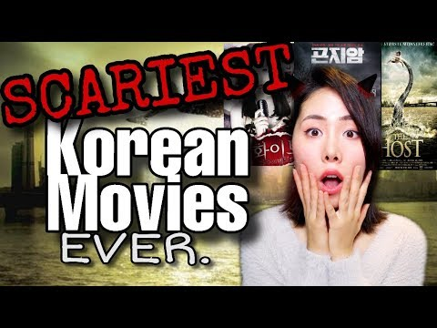 TOP 5 SCARY Korean Movies You Should Watch