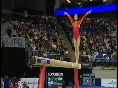 Yang Yilin (CHN) - 2009 Worlds BB EF