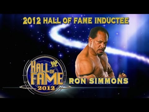 Raw: Ron Simmons announced as a member of the WWE Hall of