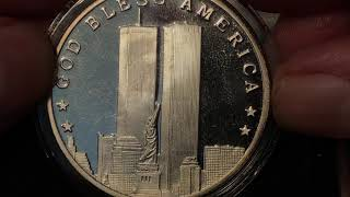 Silver On September 11 & Two Moments Of Silence