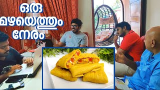 Half Day Vlog |  Sweet Wheat Pocket | Healthy Snack | Salu Kitchen