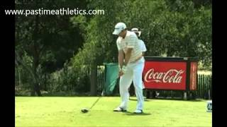Sergio Garcia Golf Swing Slow Motion - PGA The Masters Tee Shot Irons