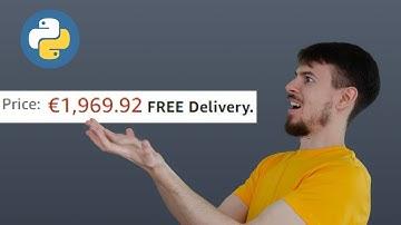 Build A Python App That Tracks Amazon Prices!