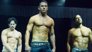 7 Sexiest Moments Magic Mike XXL Trailer