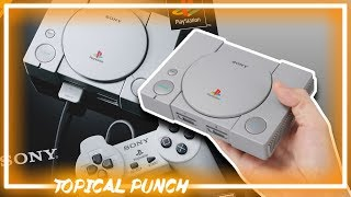 PlayStation Classic- What's On It? - Topical Punch - Janjo