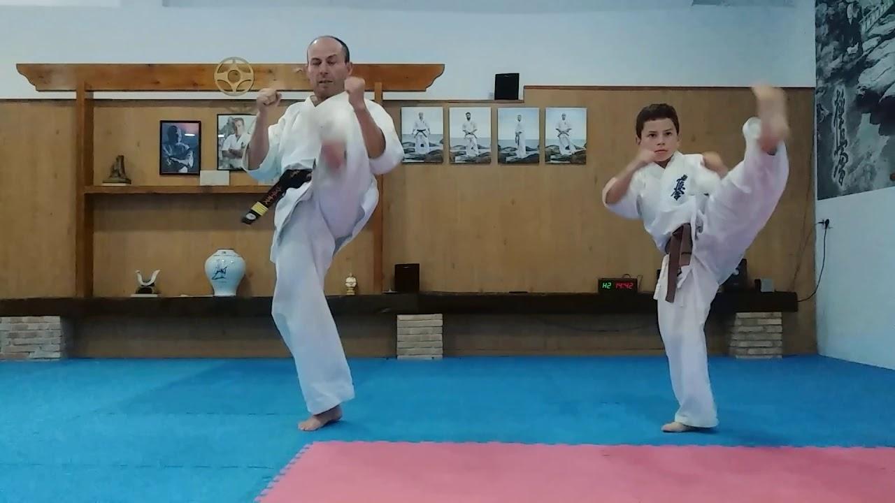Karate: Clase 1