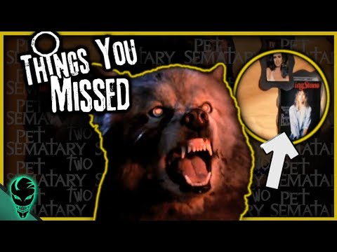 29 Things You Missed In Pet Sematary II (1992)