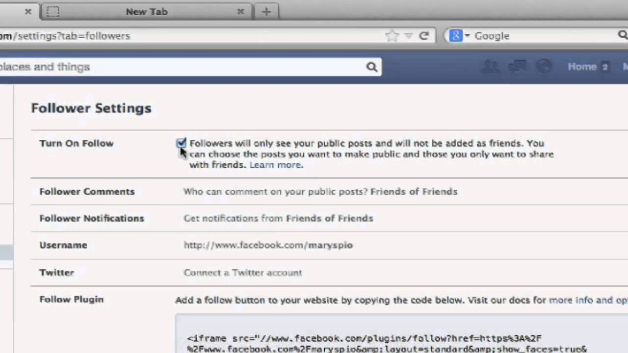 Fa Ceb Oo K How To View Facebook Followers Connecting With Facebook