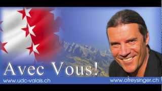 Freysinger Oskar - Clip de campagne - Conseil d'Etat Valaisan - 2013