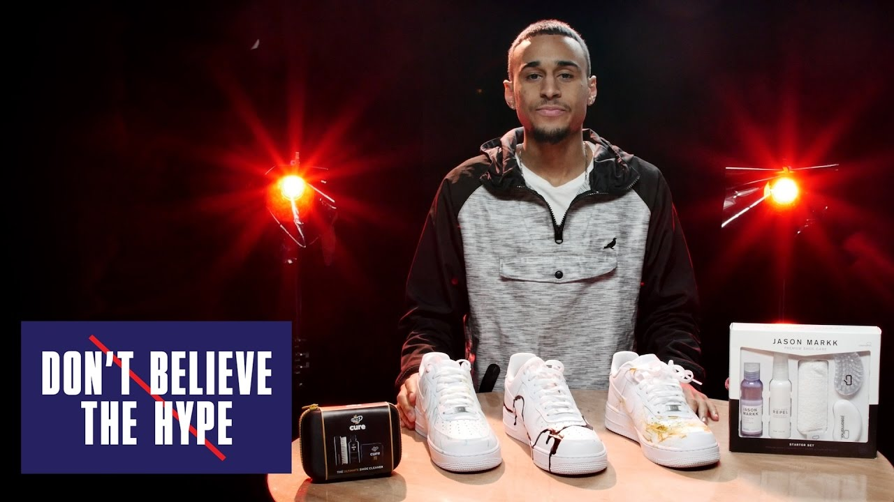 66dc369023bc8 Jason Markk Sneaker Cleaner Vs Crep Protect  Don t Believe the Hype ...