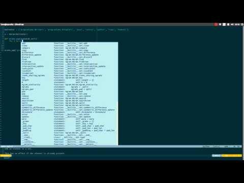 Python NGram Algorithm