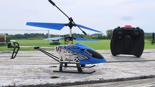 Ever Fly One Of These?  Coaxial RC Helicopter Eachine H101 - TheRcSaylors