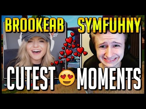 BROOKEAB AND SYMFUHNY ** CUTEST MOMENTS** COMPILATION from YouTube · Duration:  4 minutes 44 seconds