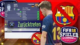 ICH BEENDE MEINE KARRIERE...😱⛔️ - FIFA 18 Spielerkarriere mit STORY #36 (Deutsch)