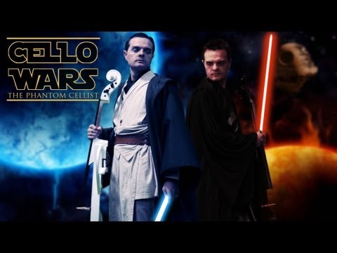 Cello Wars Star Wars Parody Lightsaber Duel  The Piano Guys