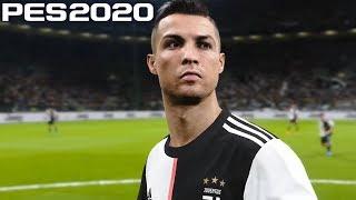 PES 2020 GAMEPLAY TRAILER - JUVENTUS EXCLUSIVE PARTNERSHIP!!