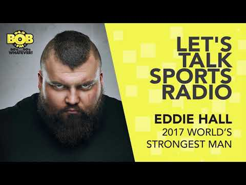 Let's Talk Sports Radio: Ep. 9 - Eddie 'The Beast' Hall