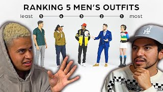 Are you serious!? (Ranking Men By Fashion)