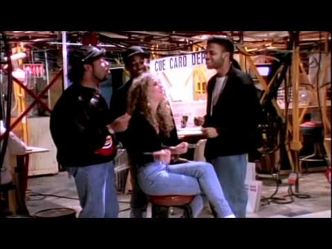 Mariah Carey All In Your Mind Live (Acapella HD SNL 1990)