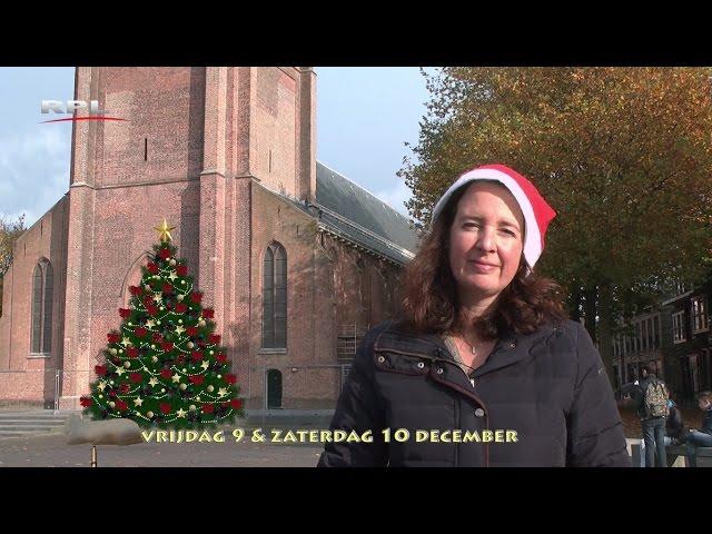 RPL TV Woerden - Wegwijs met WECKER (Uitgaanstips 3 - 9 december)