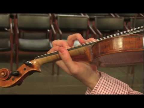 J. S. Bach - Air [Violin Solo]