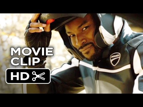 Addicted Movie CLIP - Motorcycle (2014) - Tyson Beckford, Kat Graham Drama Movie HD