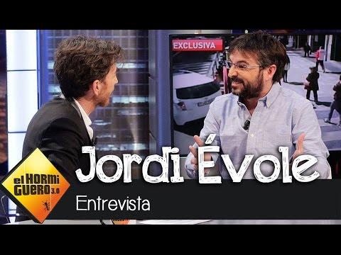 """Jordi Évole en El Hormiguero 3.0: """"Esperanza Aguirre es un toro muy toreado"""""""