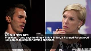 Taxpayer Funding of Abortion at Planned Parenthood