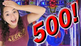 CAN YOU BELIEVE IT....500!!!