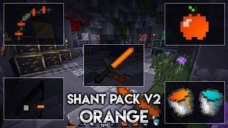 TEXTURE PACK - SHANT PACK V2 ORANGE EDIT