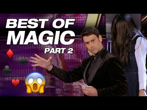 Wow! Magic Tricks That Will Blow Your Mind! - Americas Got Talent 2018