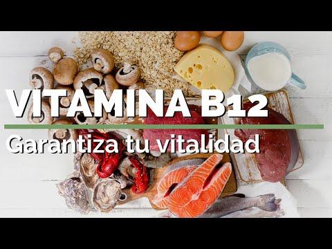 #VITAMINA #B12: garantiza tu vitalidad