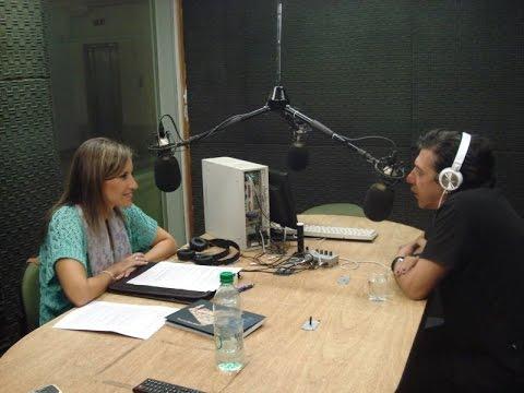 Nelson Díaz entrevistado por Andrea Calvete en Vivencias