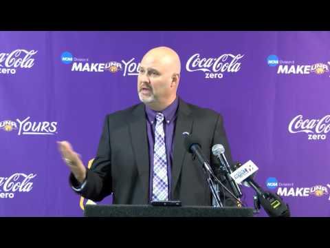 University of North Alabama   Coach Chris Willis Announcement