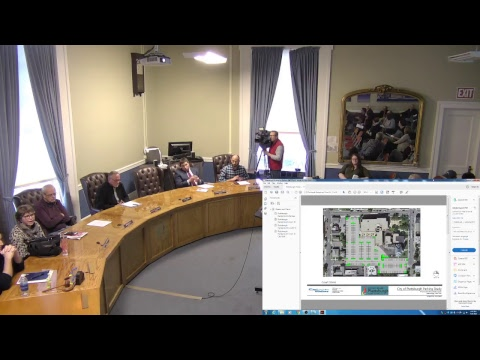 City of Plattsburgh, NY Meeting  4-18-18