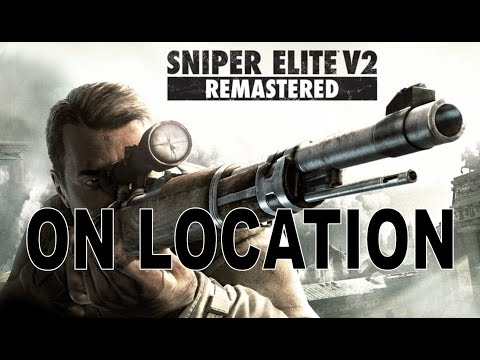 On Location - Real-Life Sniper Elite V2 Locations
