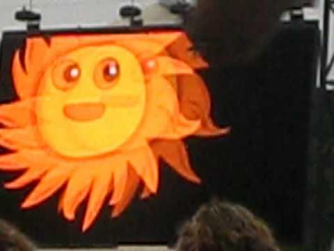 Pnau feat. Ladyhawke - Embrace - Animated Sun