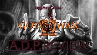 God of War II - DrJoeystein A.D.P. Review