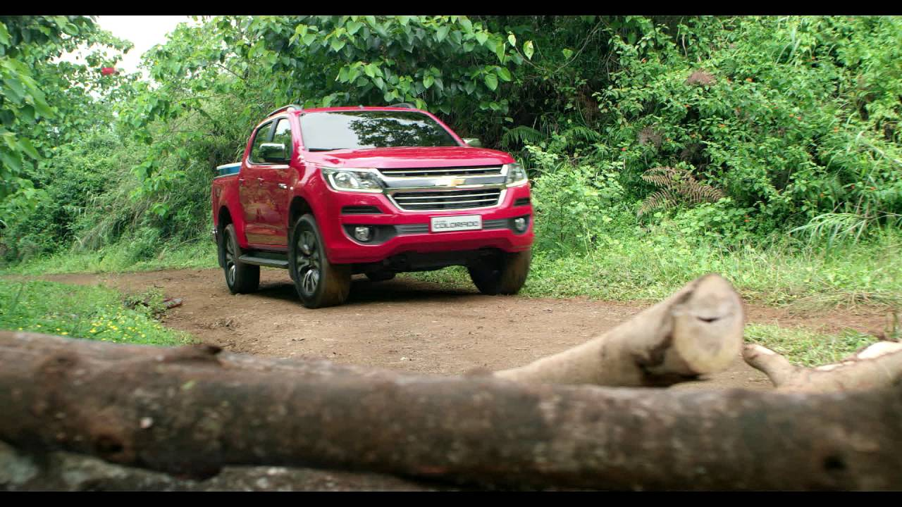 the new 2017 chevrolet colorado youtube. Black Bedroom Furniture Sets. Home Design Ideas