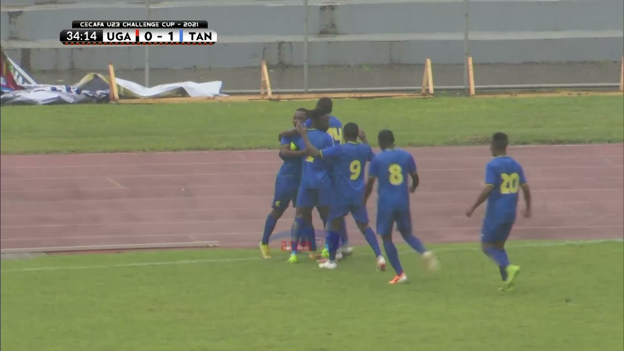 Download CECAFA U23: MAGOLI YOTE| UGANDA Vs TANZANIA