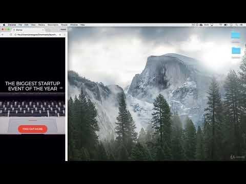4  Exercise Startup Landing Page | Complete Web development course thumbnail