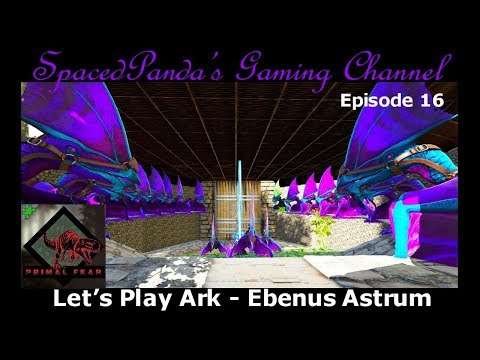Ark Eternal: ISO:Crystal Isles - Griffin & over-spawn carnage E17