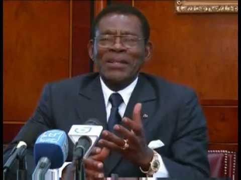DISTINCTION/UPIB DU PRESIDENT OBIANG NGUEMA MBASOGO AU RANG DE DOCTEUR HONORIS CAUSA A SIPOPO