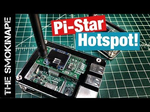 How To Build A Pi-Star Hotspot On Raspberry Pi 3 - TheSmokinApe